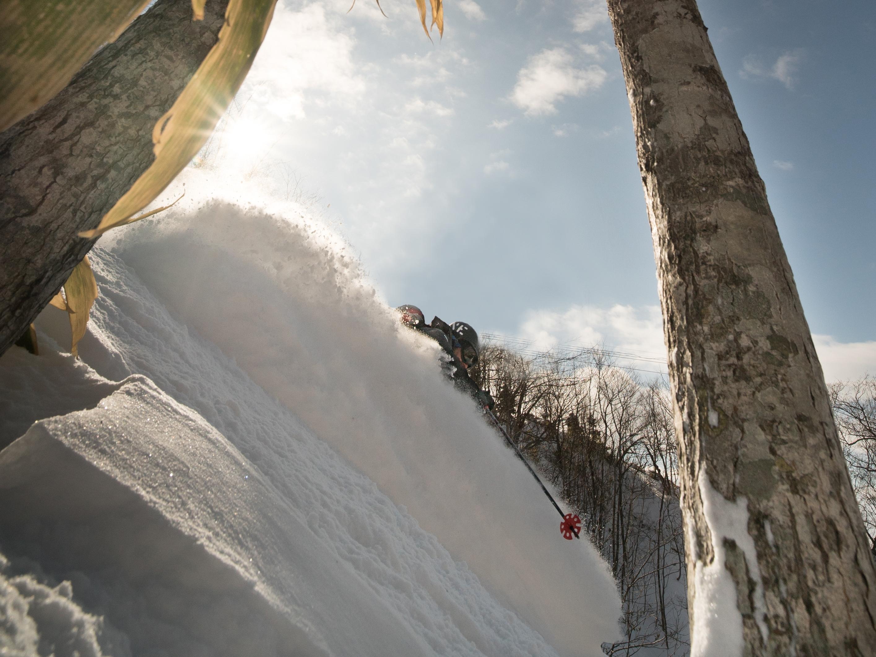 夕張滑雪場雪道介紹